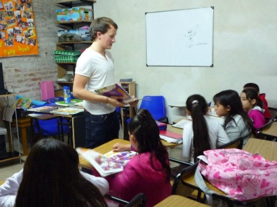 Children Learning English, Children Teaching English