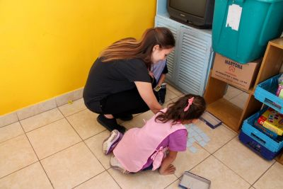 Volunteer's First Day at their Projects: Katrin