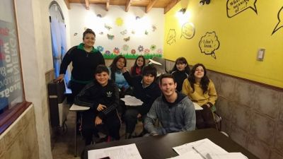 Volunteer Teaching English in Buenos Aires
