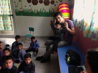 Aurelien's Experience Volunteering Abroad with Voluntario Global