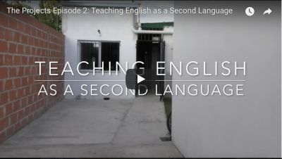 The Projects Episode 2: Teaching English as a Second Language