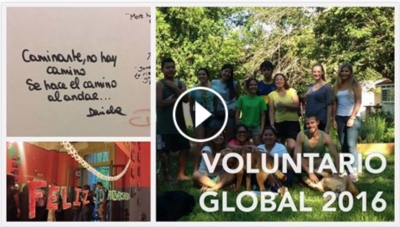 Voluntario global's year in pictures