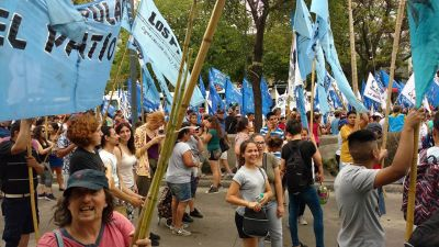 Buenos Aires Demonstration from my Point of View