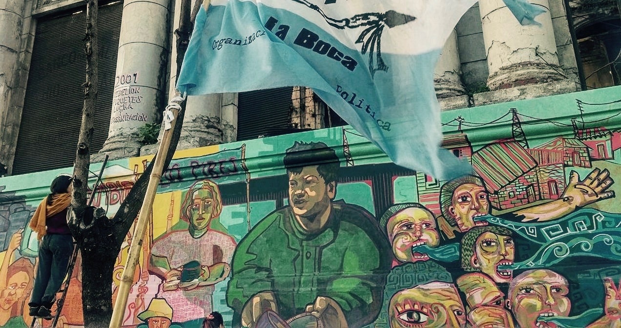 Artistic Movements in Buenos Aires: Muralists of La Boca