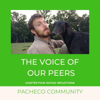 THE VOICE OF OUR PEERS: CHAPTER FOUR