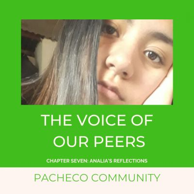 THE VOICE OF OUR PEERS: CHAPTER SEVEN