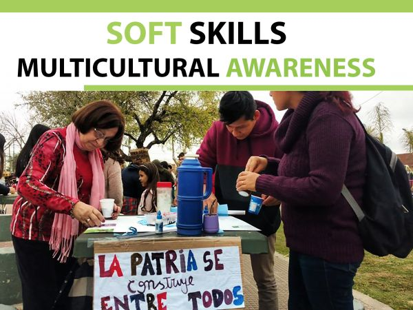 Soft Skills Certificate Multicultural Awareness