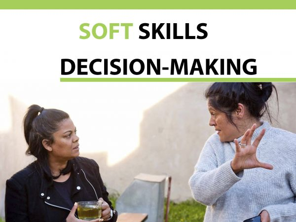 Soft Skills Certificate Decision Making
