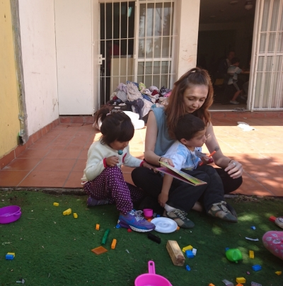 Visiting an Argentinian Home for Children: A British Person's Perspective