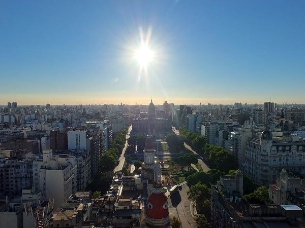 One Week in Buenos Aires, Argentina